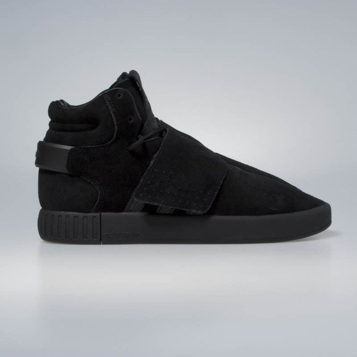 Sneakers Adidas Originals Tubular Invader Strap core black   core black    footwear white BY3632 ... 28fd6e8e3