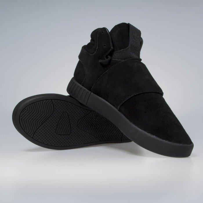 super popular a9c05 ec799 Sneakers Adidas Originals Tubular Invader Strap core black / core black /  footwear white BY3632