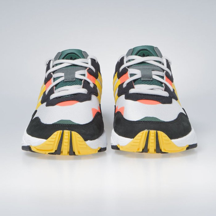 timeless design ffab3 e0a3c ... Sneakers Adidas Originals Yung-96 grey onebold goldsolar red (DB2605  ...