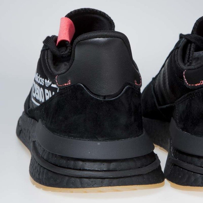 c81edd609 Sneakers Adidas Originals ZX 500 RM core black bluebird (BB7443) ...
