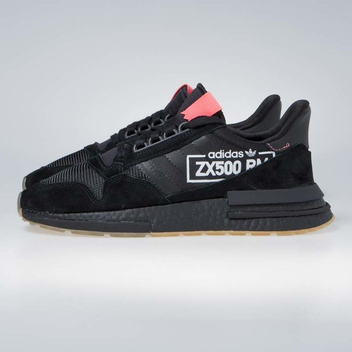 57589cf81 ... Sneakers Adidas Originals ZX 500 RM core black bluebird (BB7443) ...