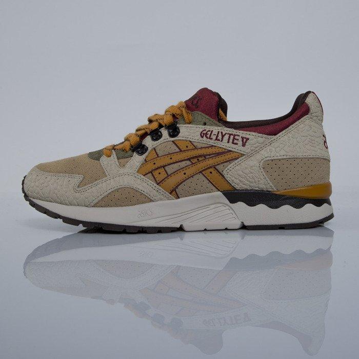 Sneakers Asics 19065 Gel Lyte V sable clair V/ beige Asics (H5P2L0571) | 9798c1d - tinyhouseblog.website