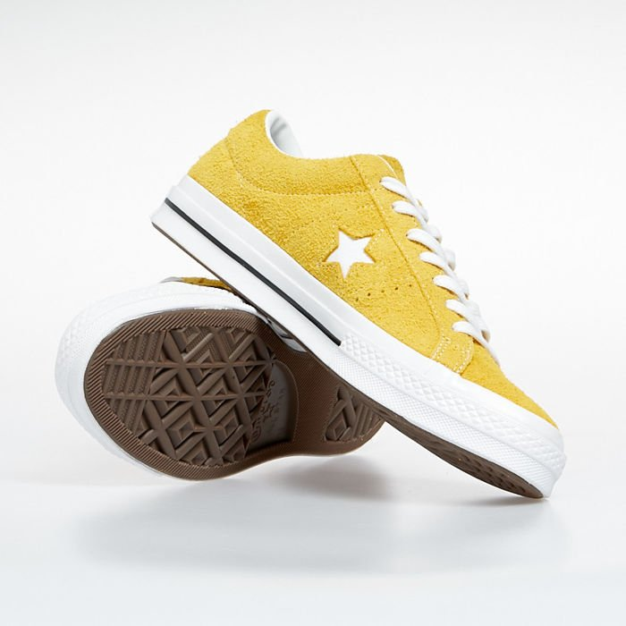 Sneakers Converse One Star OX gold dart