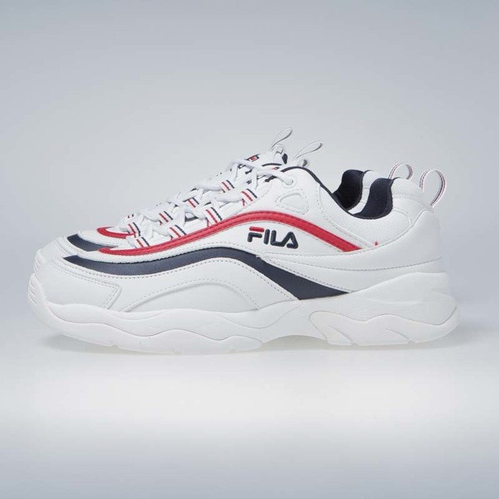 Sneakers Fila Ray Low whitefila navyfila red (1010561.150)