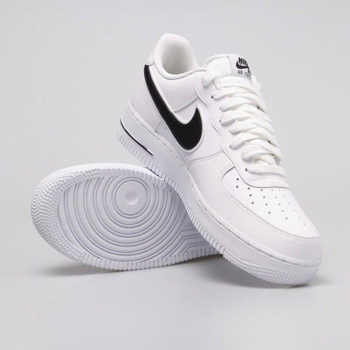 Sneakers Nike Air Force 1 '07 3 white black (AO2423 101)
