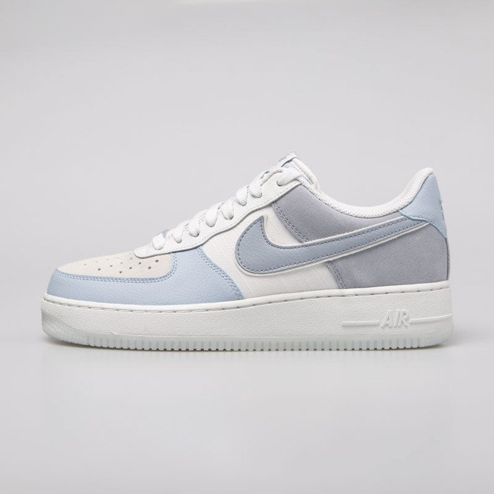 quite nice ever popular later Sneakers Nike Air Force 1 '07 LV8 2 lt armory blue / obsidian mist  (AO2425-400)