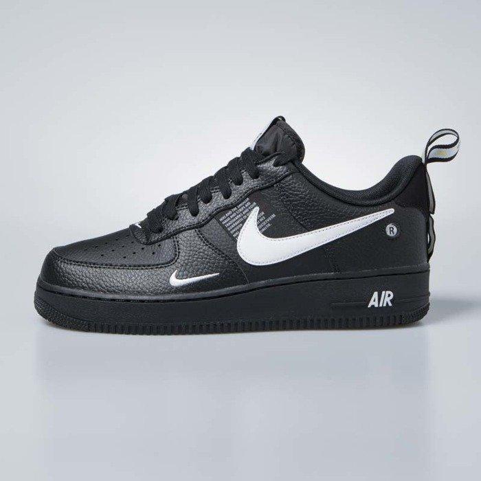 ... Sneakers Nike Air Force 1  07 LV8 Untility black   white-black-tour ... cb09eea12
