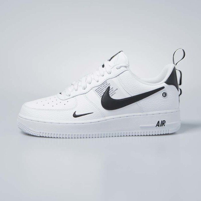 best website dfe7a b43be ... Sneakers Nike Air Force 1  07 LV8 Untility white   white-black-tour ...