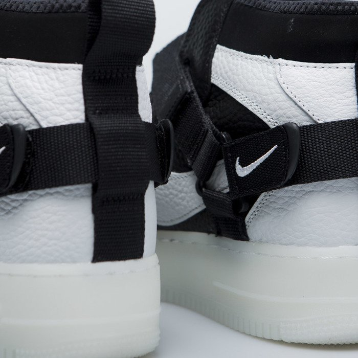 new product a6e91 9e3f8 Sneakers Nike Air Force 1 Utility Mid off white black-white (AQ9758- ...