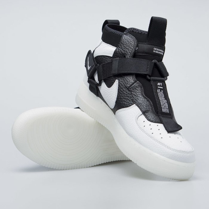 official photos 555ae 4f66f Sneakers Nike Air Force 1 Utility Mid off white/black-white (AQ9758-100)
