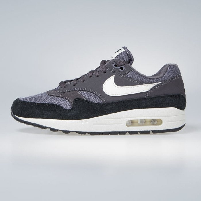 782f19b4c0 Sneakers Nike Air Max 1 thunder grey / sail-sail-black (AH8145-012) |  Bludshop.com