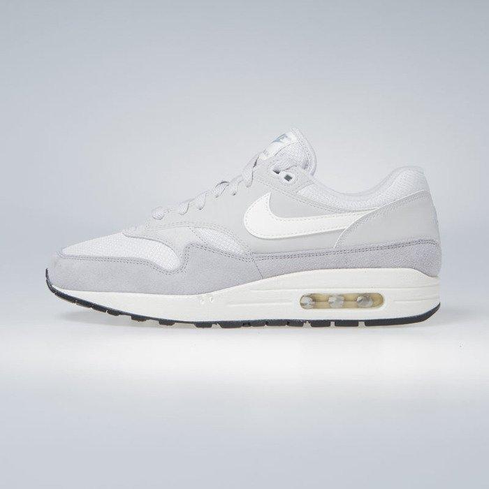 online retailer 84eb9 1f8d9 ... Sneakers Nike Air Max 1 vast grey   sail-sail-wolf grey (AH8145 ...