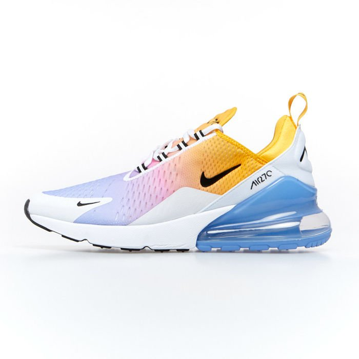 Nike Air Max 270 AH8050 009 black blue25 | Womens sneakers
