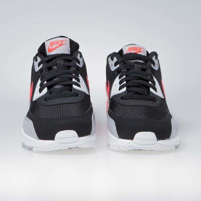 sports shoes 16436 f3114 ... Sneakers Nike Air Max 90 Essential wolf grey bright crimson-black ( AJ1285- ...