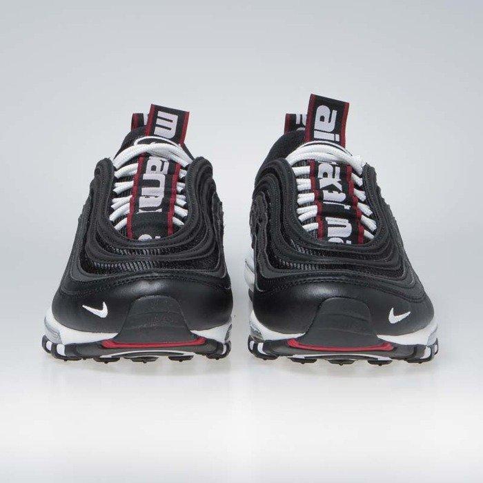 Nike Air Max 97 312834 008 BlackWhite Red
