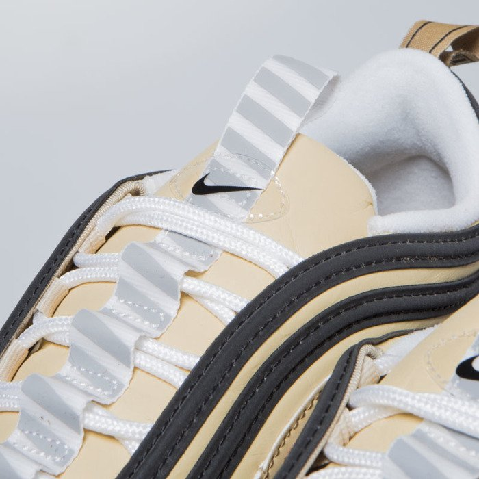 Sneakers Nike Air Max 97 ale brown black elemental gold (921826 201)