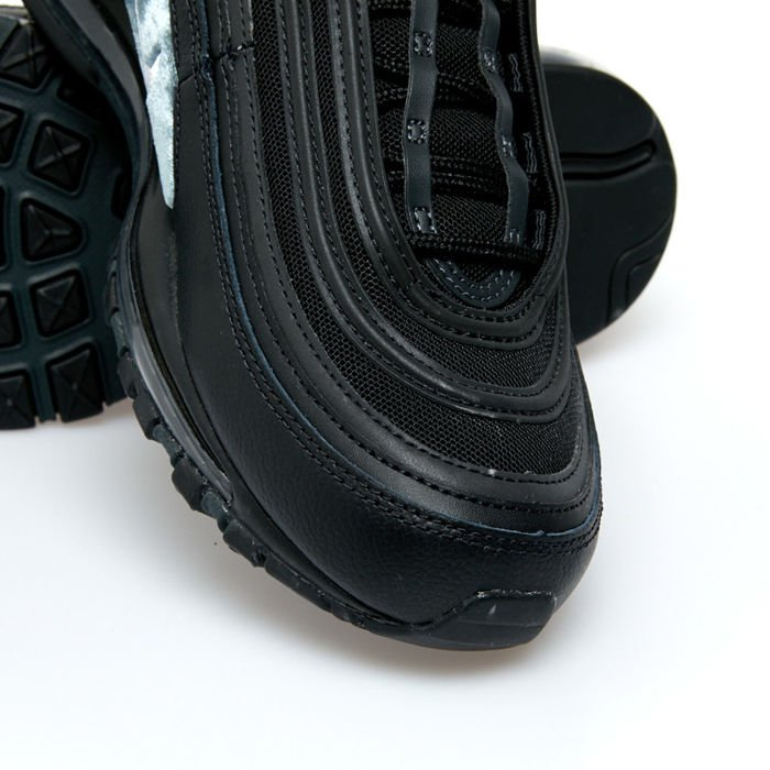 Nike Air Max 97 Mens Sneakers 921826 015, BlackWhite Anthracite, Size US 9