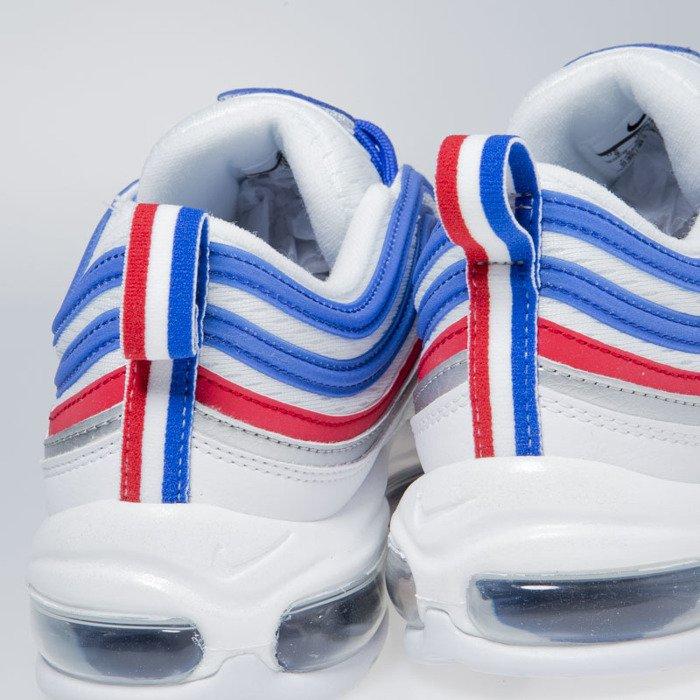 Sneakers Nike Air Max 97 game royal metallic silver