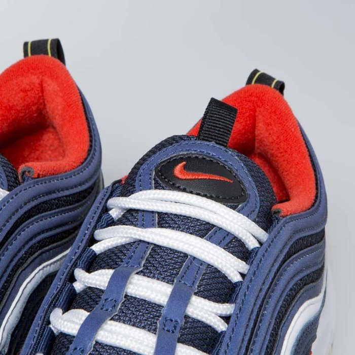 size 40 92305 ea9ef ... Sneakers Nike Air Max 97 midnight navy   habanero red (921826-403) ...