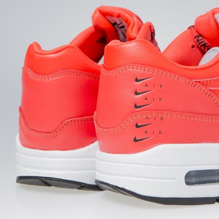 sports shoes 1a043 d6f85 Sneakers Nike WMNS Air Max 1 SE bright crimson (881101-602) ...