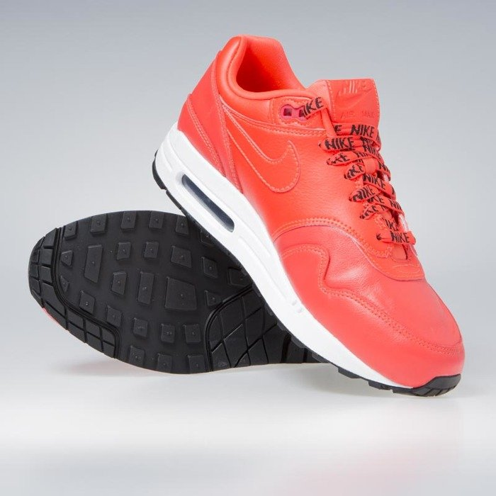 buy online 5dd63 6c627 ... Sneakers Nike WMNS Air Max 1 SE bright crimson (881101-602) ...