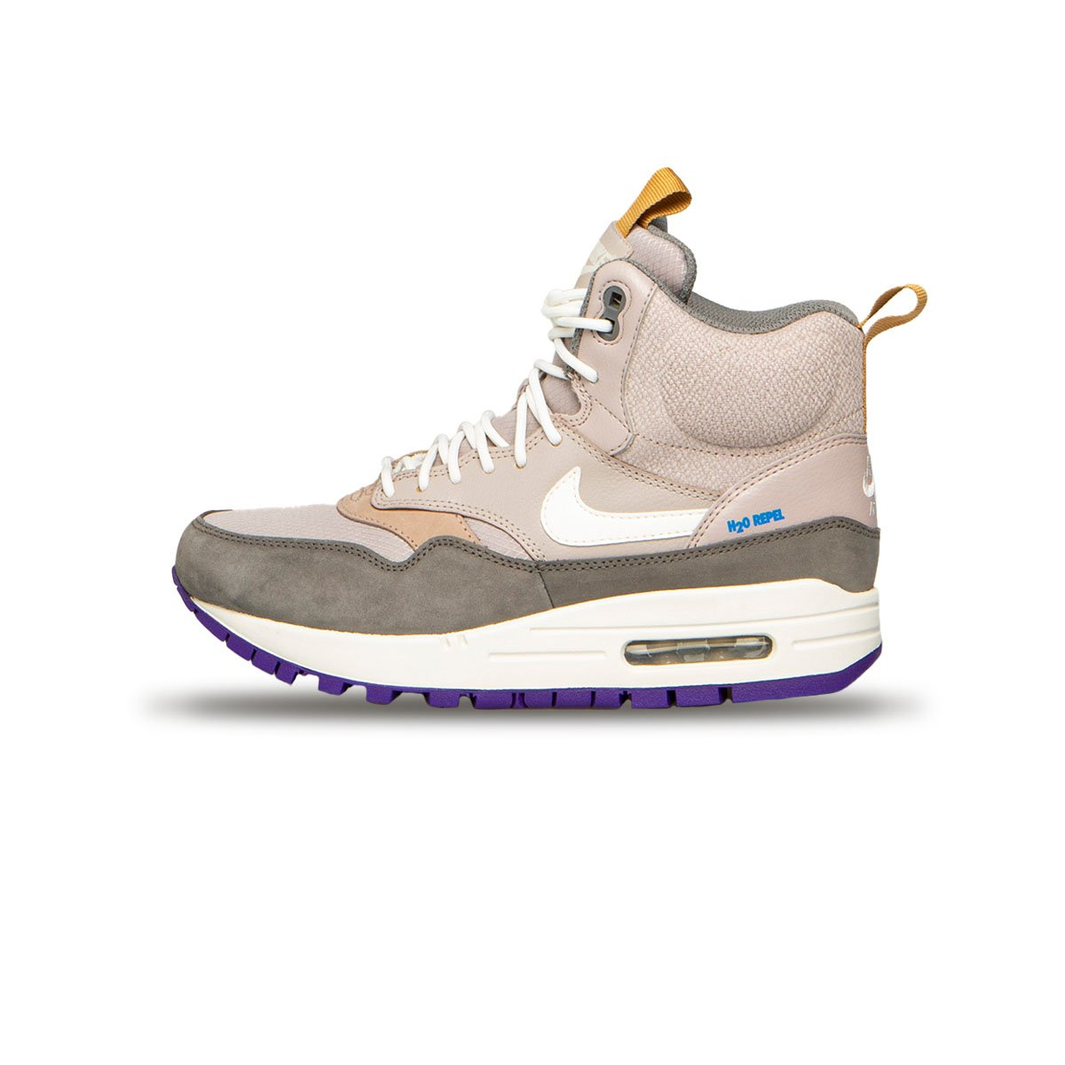 Sneakers Nike WMNS Air Max 1 white midnight navy (319986 116)