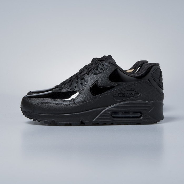 new styles b8164 b50cf ... Sneakers Nike WMNS Air Max 90 Leather black   black-black 921304-002 ...