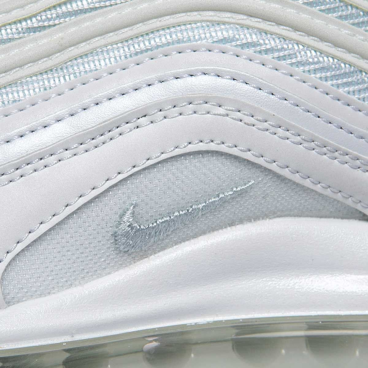 Sneakers Nike WMNS Air Max 97 white white pure platinum (921733 100)