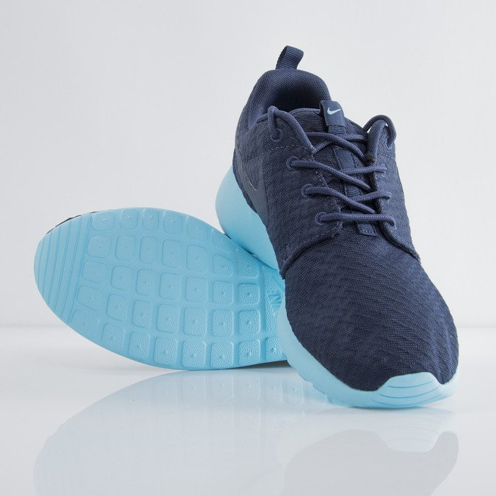 ... Sneakers Nike WMNS Roshe Run One midnight navy / blue (511882-444) ...