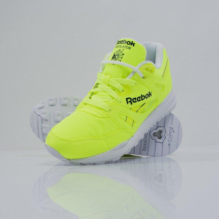 ... Sneakers Reebok Classic VENTILATOR DG solar yellow / white / black ( M46607) ...