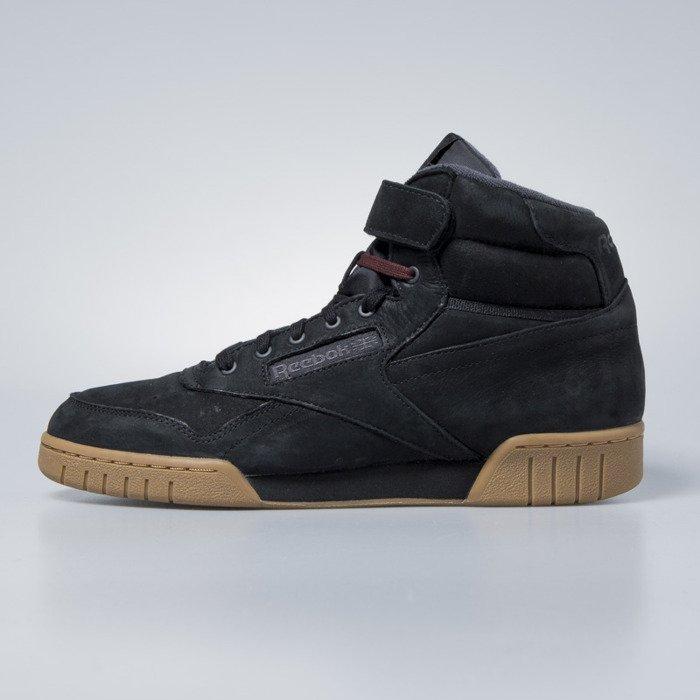 Reebok Ex-o-fit Plus Hi Chaussures Brûlé Sienna vB76vUu1