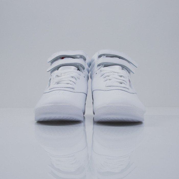 20332713cb6 ... Sneakers Reebok F S HI white   silver (2431) ...
