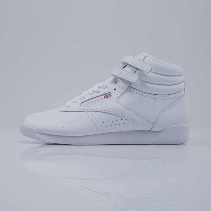 Sneakers Reebok F S HI white   silver (2431)  3ae82385a