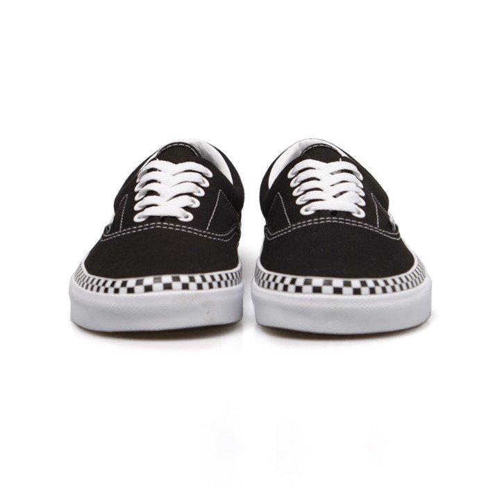 Sneakers Vans Era Check Foxing black
