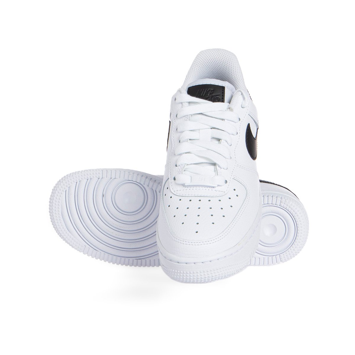 Sneakers WMNS Nike Air Force 1 '07 whitewhite black (315115 152)