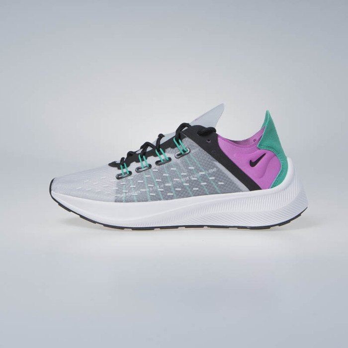 promo code 02134 a68c5 ... Sneakers WMNS Nike EXP-X14 wolf grey viola-clear emerald (AO3170- ...
