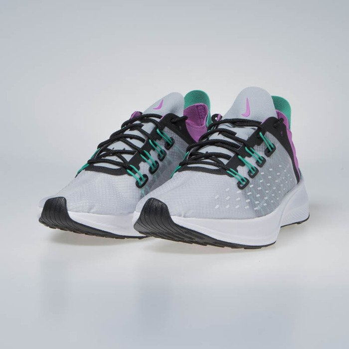 promo code 79cc5 16cd0 ... Sneakers WMNS Nike EXP-X14 wolf grey viola-clear emerald (AO3170- ...