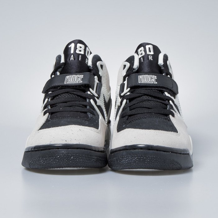finest selection 818ac a8292 ... Sneakers buty Nike Air Force 180 sail  black 310095-101 ...