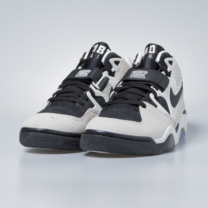 finest selection 8fcb7 f0b8c ... Sneakers buty Nike Air Force 180 sail  black 310095-101 ...