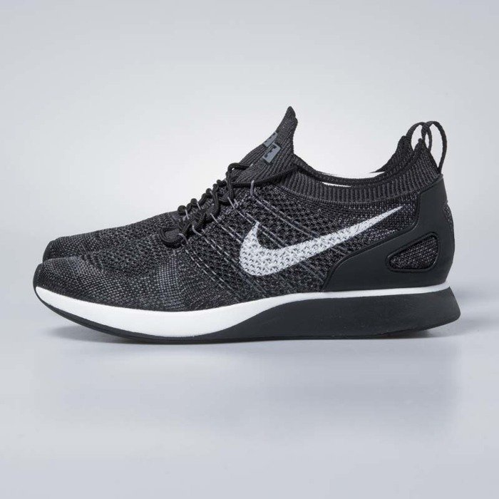buy popular bcbc5 a7efc ... Sneakers buty Nike Air Zoom Mariah Flyknit Racer black / pure platinum  - anthracite 918264- ...
