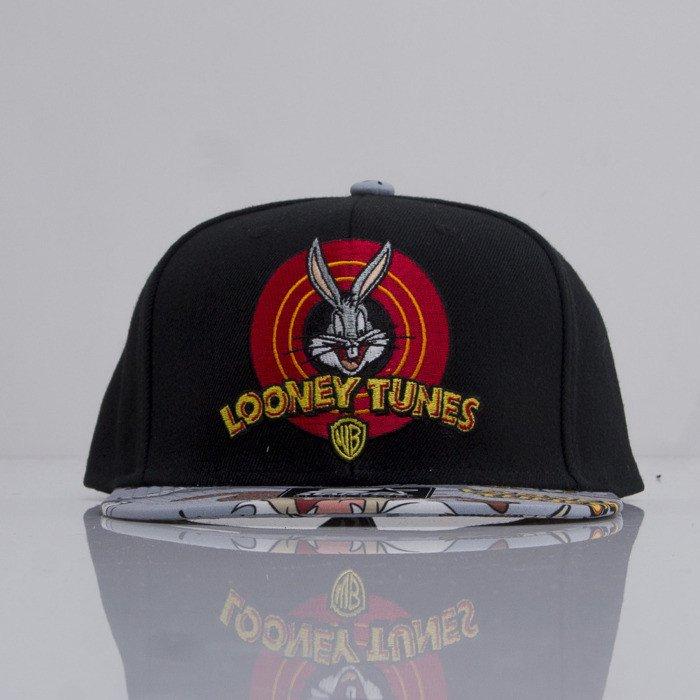 fc1d8fe266858 Starter x Looney Tunes cap snapback Looney Visor black LT001 ...