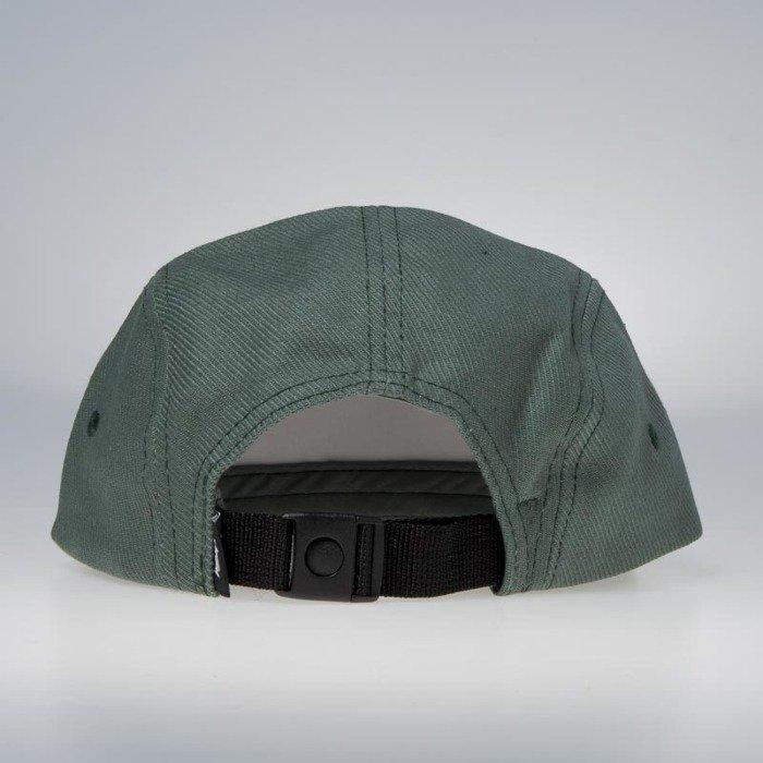094c7bb02aa ... Stussy 5Panel Basic Logo Camp Cap olive ...