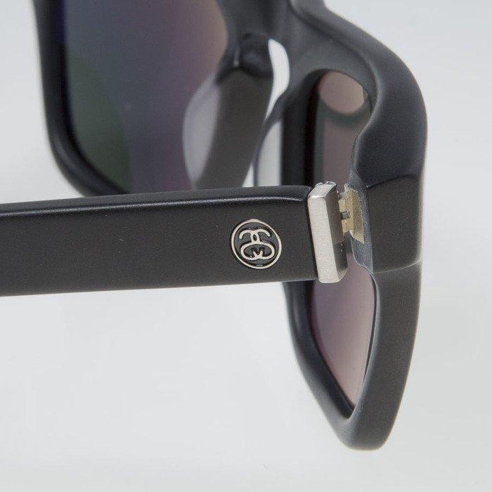 5af6edc66a1d Stussy Louie Sunglass matte black ...