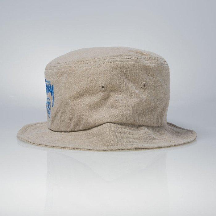 dba7659b7 Stussy bucket hat Stock Lock Pigment Dye khaki