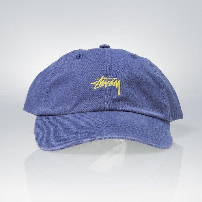 Stussy strapback Stock Low Profile blue  9896ab45f00