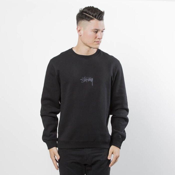6d8109439dd ... Stussy sweatshirt Stock App Crewneck black ...