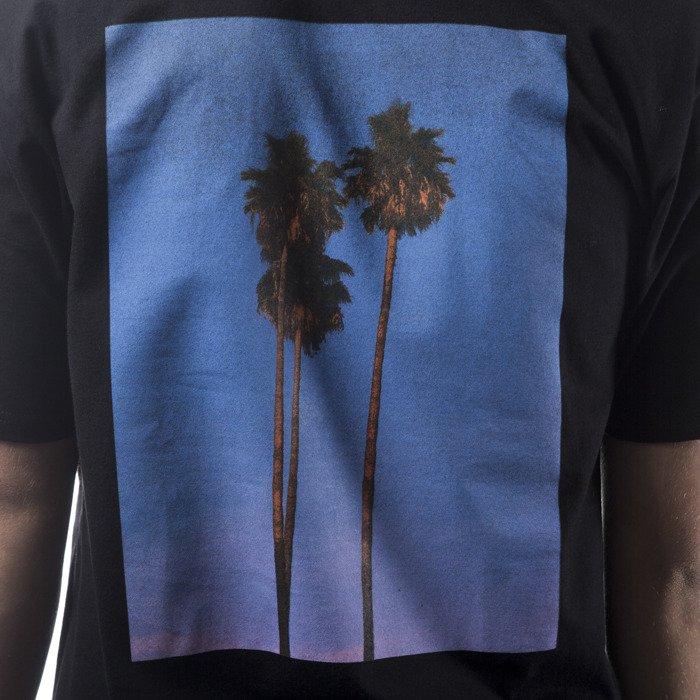 9faa3e4e77f436 Stussy t-shirt 3 Palms black | Bludshop.com