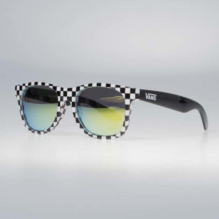 Sunglasses Vans Spicoli 4 Shade black-white   Bludshop.com