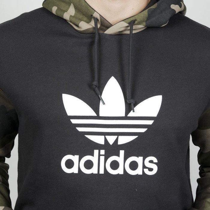 ... Sweatshirt Adidas Originals Camo OTH Hoody utility black ... fc7135ca32f