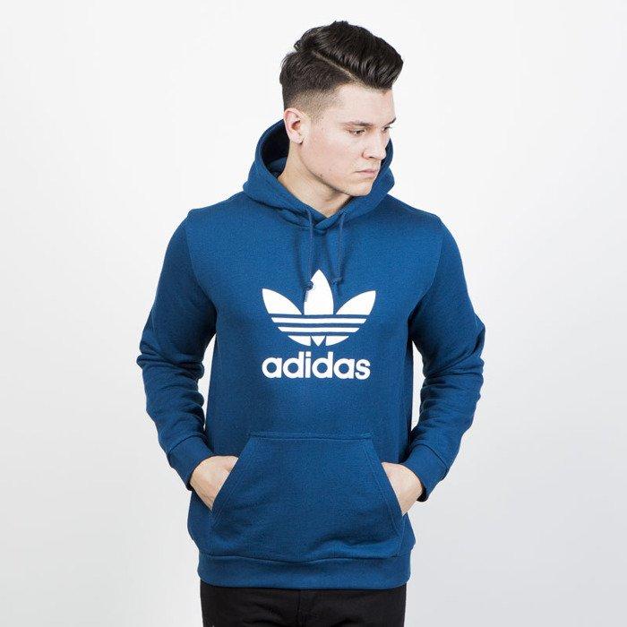 Sweatshirt Adidas Originals Trefoil Hoody legmar